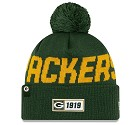 CAPPELLO NEW ERA SIDELINE 2019 ROAD KNIT  GREEN BAY PACKERS