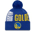 CAPPELLO NEW ERA TIPOFF KNIT NBA 2019  GOLDEN STATE WARRIORS