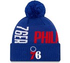 CAPPELLO NEW ERA TIPOFF KNIT NBA 2019  PHILADELPHIA 76ERS