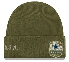 CAPPELLO NEW ERA SALUTE TO SERVICE KNIT 2019  DALLAS COWBOYS