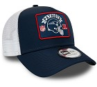 CAPPELLO NEW ERA NFL WORDMARK TRUCKER  NEW ENGLAND PATRIOTS