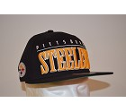 CAPPELLO NEW ERA 9FIFTY BIG WORD  PITTSBURGH STEELERS
