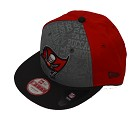 CAPPELLO NEW ERA 9FIFTY DRAFT 14  TAMPA BAY BUCCANEERS