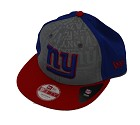 CAPPELLO NEW ERA 9FIFTY DRAFT 14  NEW YORK GIANTS