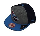 CAPPELLO NEW ERA 9FIFTY DRAFT 14  TENNESSEE TITANS